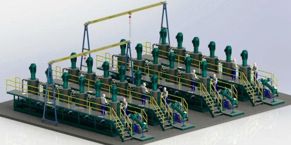 Engineering voor Exxon Mobile